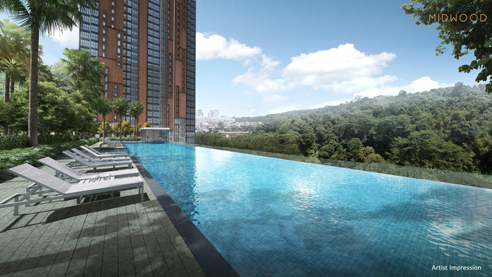 Midwood - 50m Infinity Pool