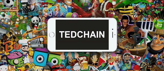 Tedchain ICO - Decentralized Gaming Ecosystem