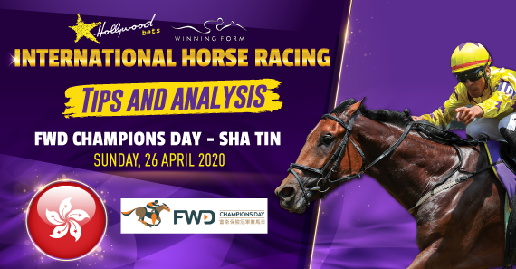 Sunday 26 April 2020 – FWD Champions Day