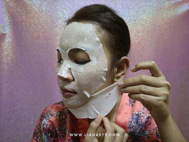 MEDIHEAL Tension Flex Soothing & Hydra Sheet Mask