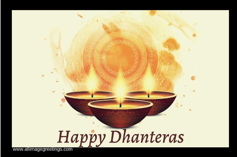 Dhanteras wish massage