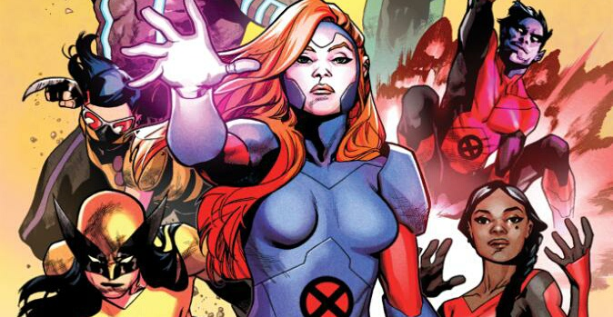 X-Men Red : Team Roster And More Details Revealed.