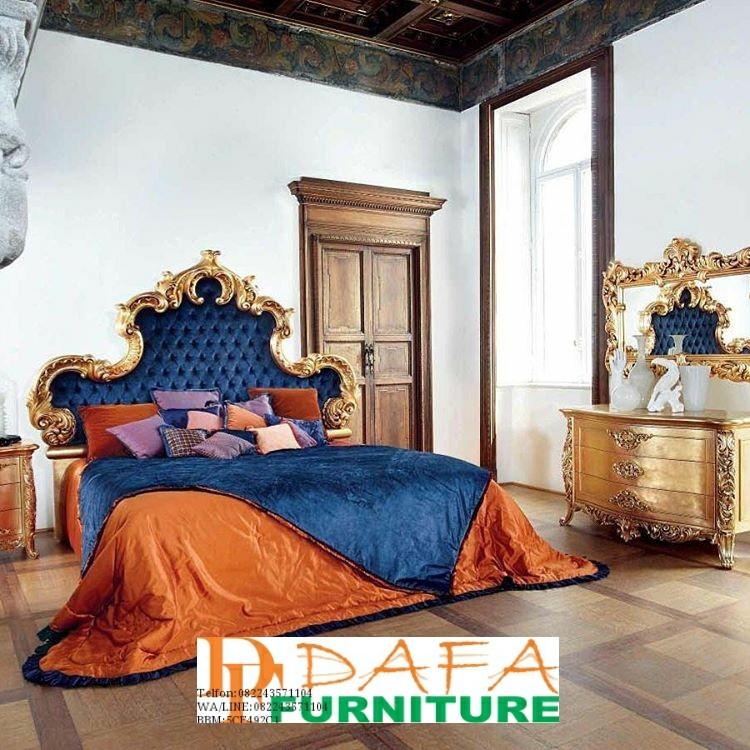 model tempat tidur ukiran bali 1