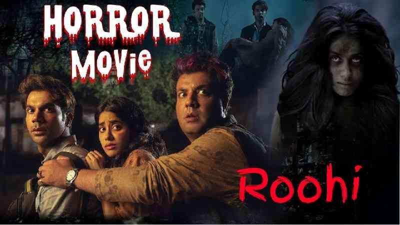Roohi Full Movie Download In Original 1080p 720p Qulity