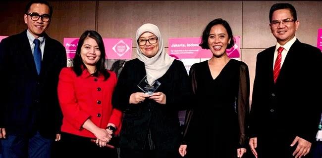 Raih Penghargaan Bidang Transportasi Tingkat Dunia, Bukti Kerja Nyata Gubernur Anies Baswedan