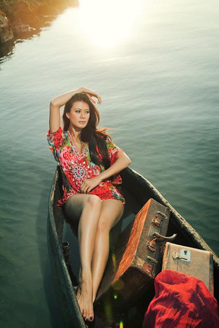 Nhu Loan Sexy and Beautiful Actress Vietnam