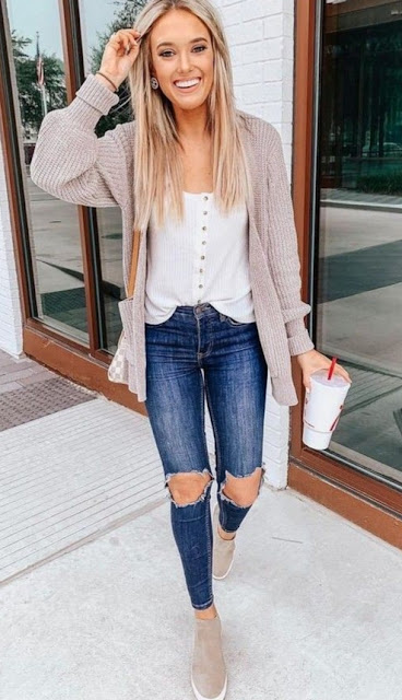 15 Casual Autumn Fall Outfits You'll Want To Copy This Year