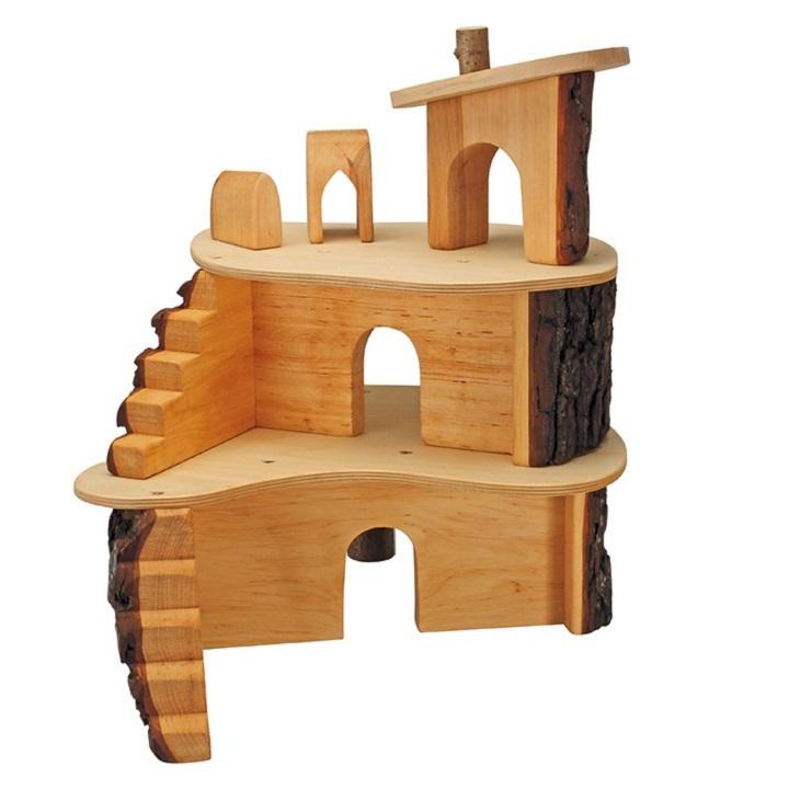 magic wood classic tree house
