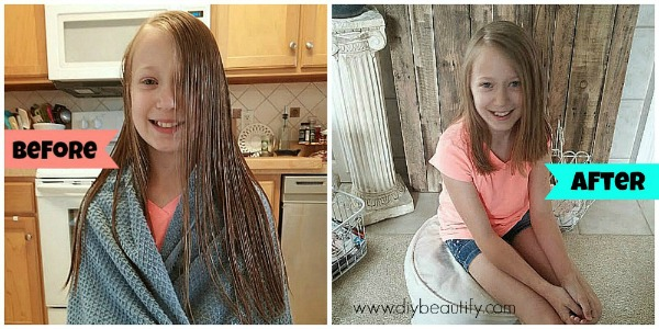 How To Cut Long Hair Diy Beautify Creating Beauty At Home