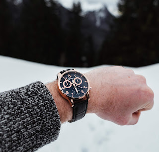Wristwatch DP