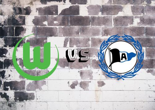 Wolfsburg vs Arminia Bielefeld  Resumen
