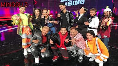 Live Streaming Dansa Dan Sing 2020 Minggu 2