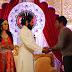 Actors Puneeth Rajkumar and Sanjana Galrani attends Yoga entreprenuer Akshar's marriage in Sheraton, Bangalore on 17-09-2017, sunday