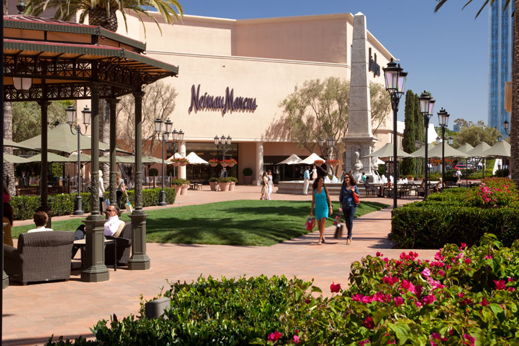 Newport Beach Fashion Island Starbucks
