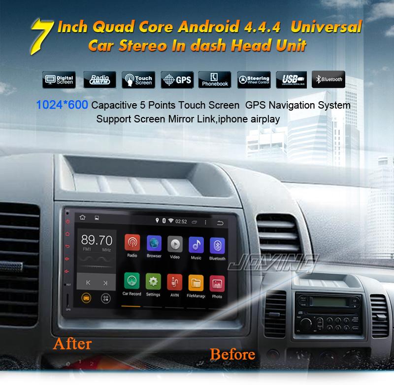You deserve Better,choose Joying Radio: Joying Car Stereo