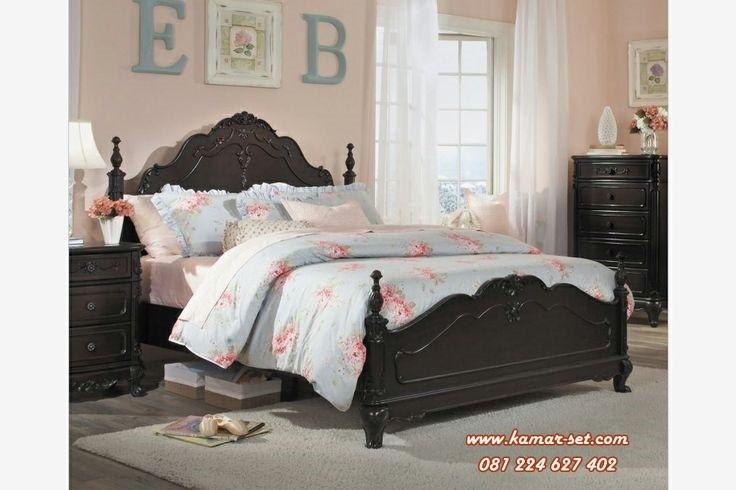 model tempat tidur anak ukir jepara 3