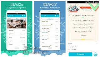 HiFont - Gratis Teks Font Keren + Galaxy FlipFont