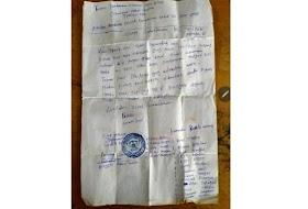 Tantang TNI-Polri, KKB Tulis Surat untuk Tentukan Medan Perang