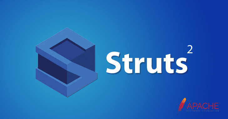 Critical Flaw in Apache Struts2 Lets Hackers Take Over Web Servers