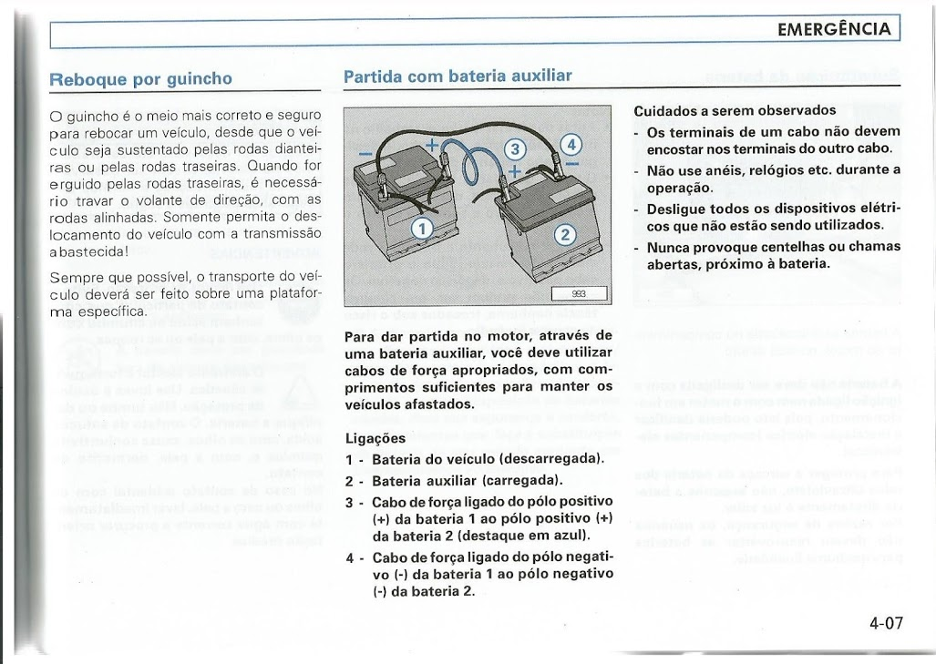 MANUAIS DO PROPRIETÁRIO GRÁTIS: MANUAL DO VW KOMBI 2003