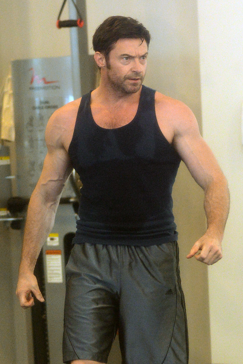 Hugh Jackman Naked Pictures