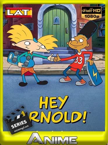 ¡Oye, Arnold temporada 2 LatinoHD [1080P] [GoogleDrive] DizonHD