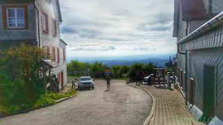 Blick von Großer Inselsberg