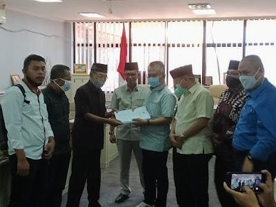 PPRL Adukan Permasalahan Sertifikat Kampung Cempaka Putih ke DPRD Lampung