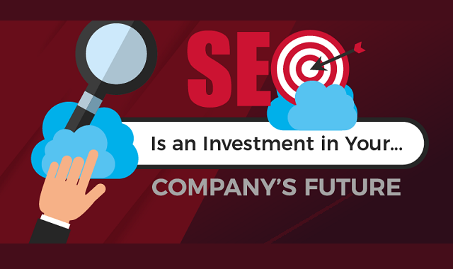 Investing in SEO for company's growth and future