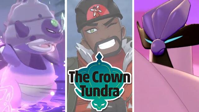 Novidades de The Crown Tundra e das Dynamax Adventures