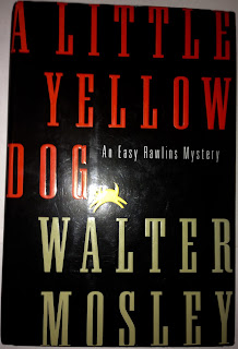 dog mystery book by walter mosley