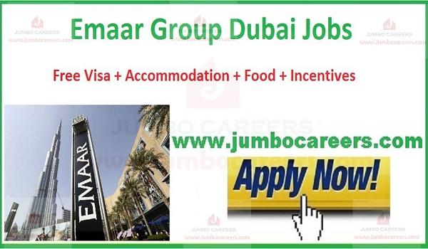 Current Dubai Jobs with salary,