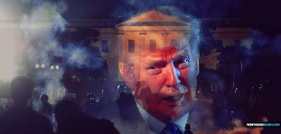 #bunkerbabytrump #bunkerdon why donald trump hid in white house bunker