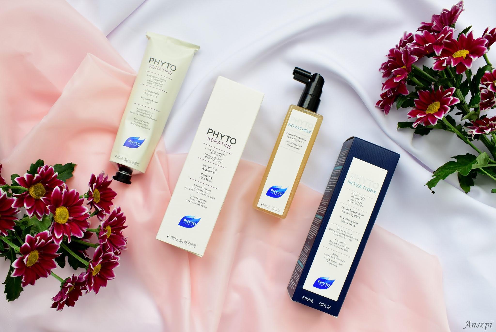 kosmetyki phyto do pielęgnacji włosów