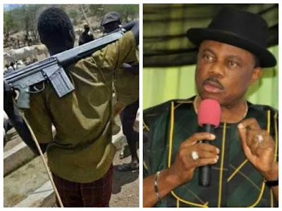Any Herdsman With AK 47 Is An Armed Robber, We Will Not Tolerate That In Anambra - Gov. Obiano
