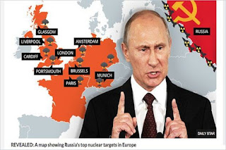 Kemungkinan Terjadi Perang Dunia Ke III, Presiden Rusia Vlandir Putin Desak Warganya di Barat Pulang - Commando