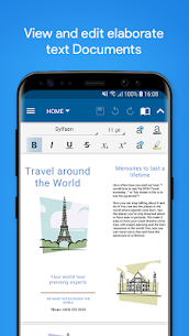 OfficeSuite Pro + PDF v10.8.21506 [Paid] APK