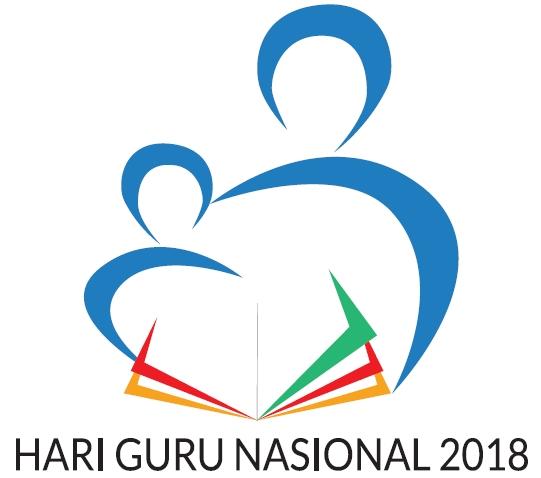 Tema dan Logo Hari Guru Nasional 2018 Beserta Surat Edaran Mendikbud Tentang Penyelenggaraan Upacara Bendera Peringatan Hari Guru Nasional Tahun 2018