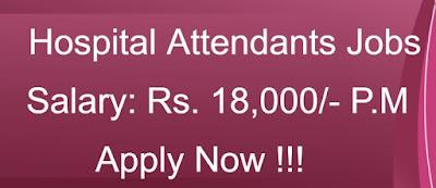 Western Railway Recruitment for Hospital Attendants - 18,000 Salary - Apply Now