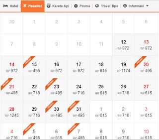 Promo Tiket Pesawat Surabaya