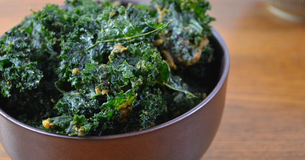 Cheesy Kale Chips Whole Foods
