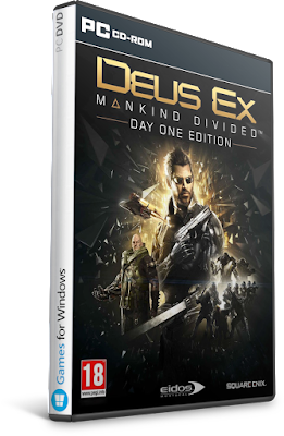 Game Deus Ex Mankind Divided A Criminal Past-SKIDROW