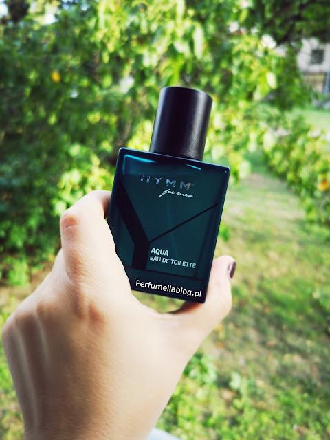 perfume amway edt aqua hymm men