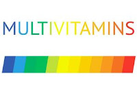 Taking a multivitamin daily