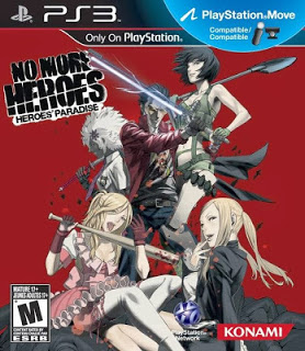 No More Heroes Heroes Paradise PS3 Torrent