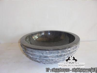 Jual Wastafel Batu Alam, Wastafel Marmer, Wastafel Batu Alam Murah