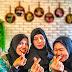 Las chicas del Ampera en Yakarta, Indonesia