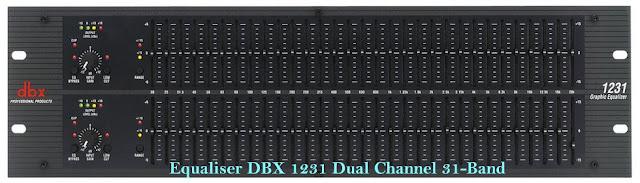 Equalizer dbx