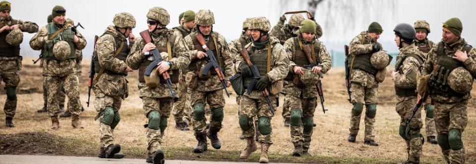 ЗСУ - 2020: Жоден бойовий підрозділ не буде скорочений