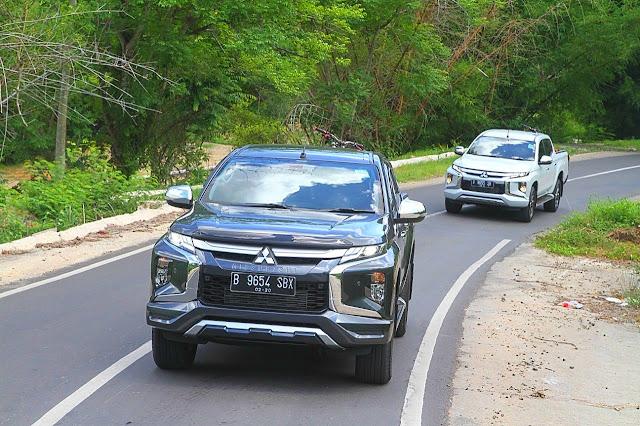 test drive new triton banyuwangi